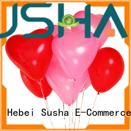 Susha confetti wedding balloons manufacturer for wedding