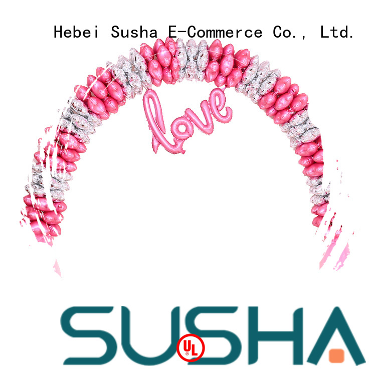 Susha balloon accessories customization for birthday
