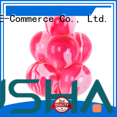 Susha latex balloons manufacturer for wedding