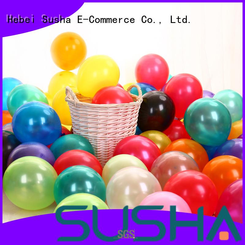 romantic wedding balloons manufacturer for celebration activities