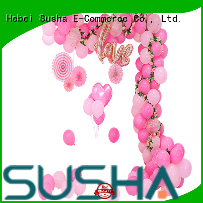 balloon tie for birthday Susha