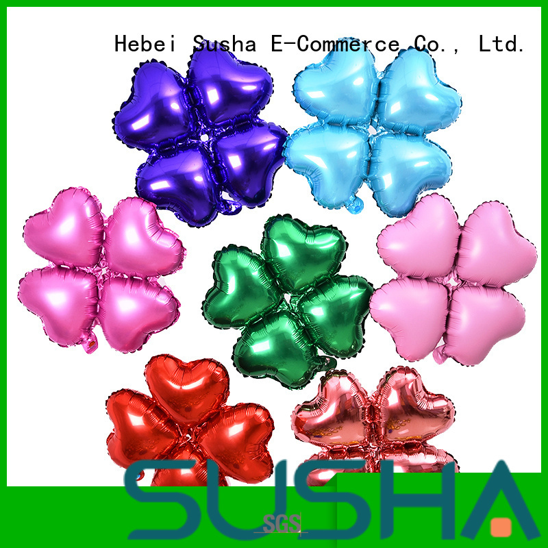 Susha 18 inches foil number balloons buy now for proposal