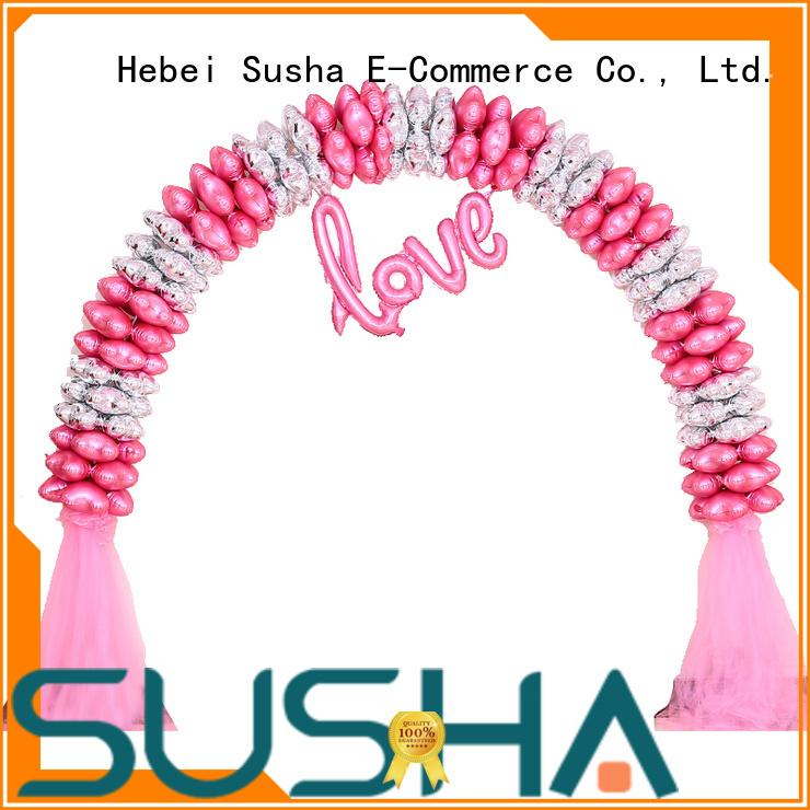 Susha wedding decoration electric balloon pump buy now for birthday