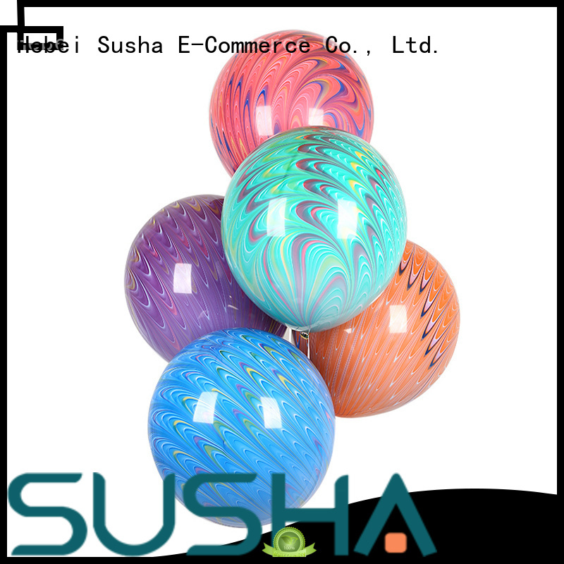 Susha heart-shaped wedding balloons manufacturer for wedding