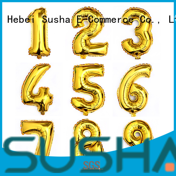 Susha heart foil heart balloons online for proposal