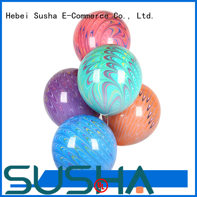 Susha peacock wedding balloons manufacturer for wedding