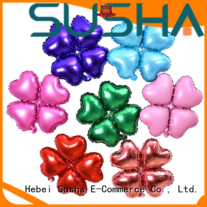 Susha foil number balloons wholesale for engagement