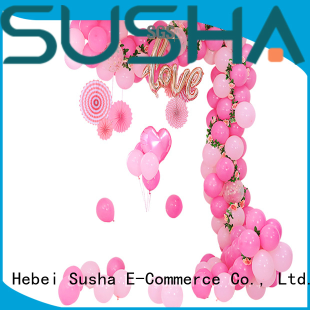 wedding decoration electric balloon pump factory price for celebration activities