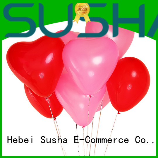 Susha 18 inches pearlized balloons for wedding