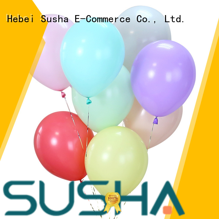 transparent wedding balloons manufacturer for birthday parties