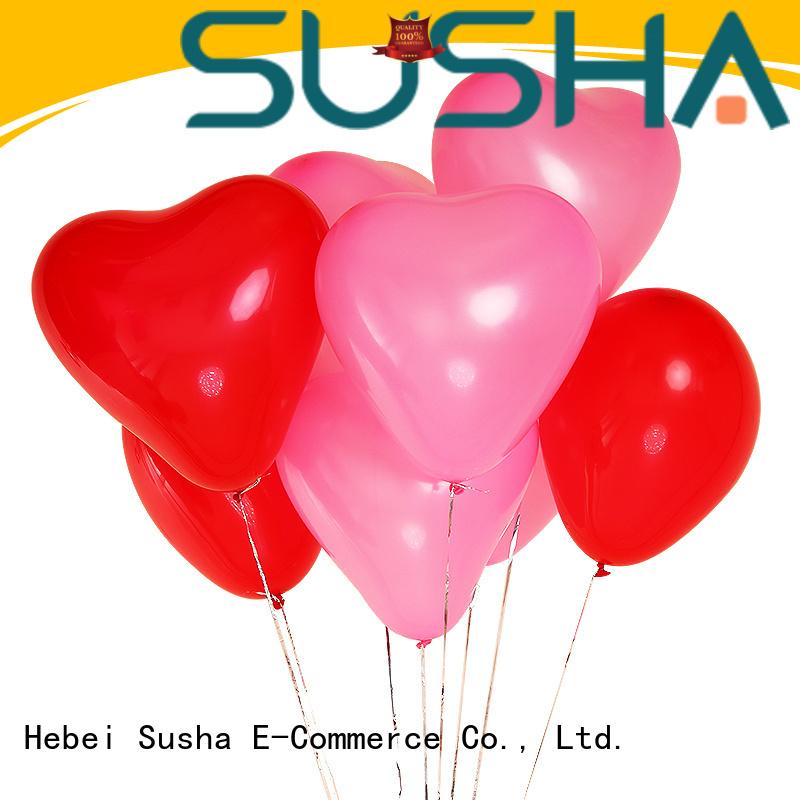 Susha peacock pastel balloons for wedding