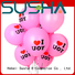 heart-shaped party balloons manufacturer for celebration activities